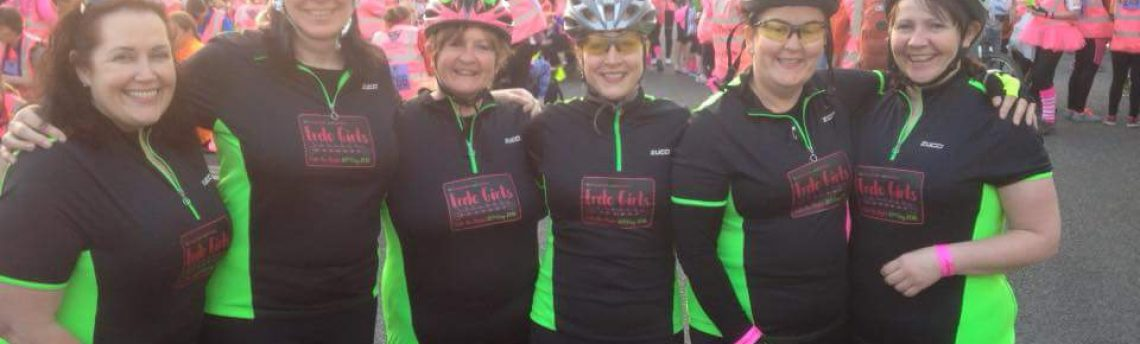 Women V Cancer – Ride The Night