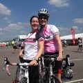Women V Cancer, London to Paris Charity Cycle